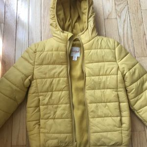 NWOT little kids puffer jacket